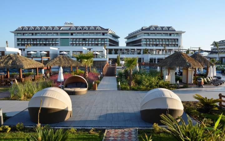 SHERWOOD SENSIMAR BELEK RESORT